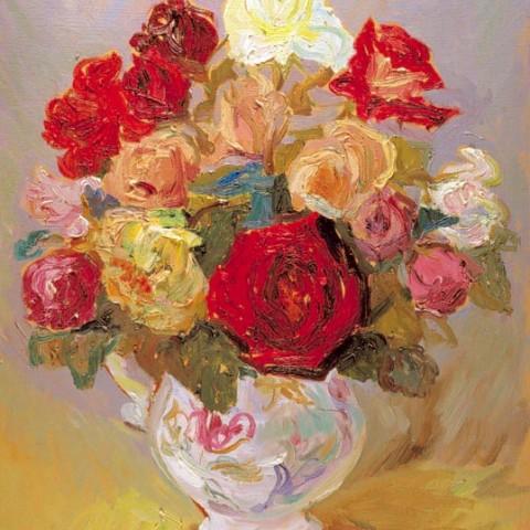 164- Jarra con rosas_med