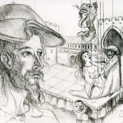 14 El retablo de Maese Pedro